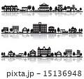 様々な都市 15136948
