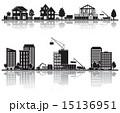 様々な都市 / 建設 15136951