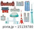 東京の建物 15139780