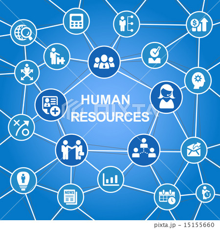 Human Resources Concept 15155660