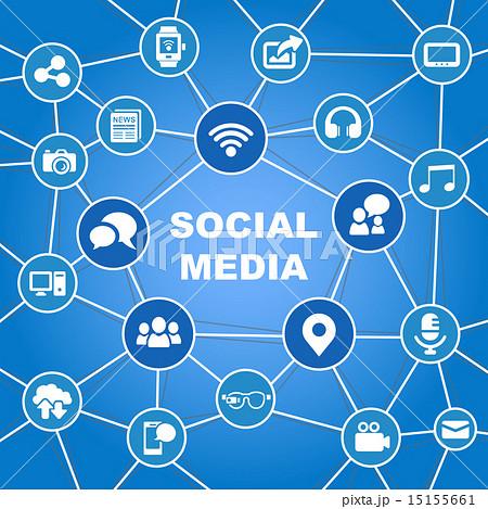 Social Media Concept 15155661