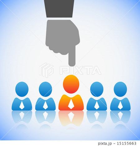 Human Resources concept 15155663