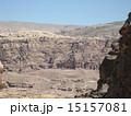 世界遺産ぺトラ遺跡 エドディルへの登山道 15157081