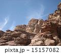 世界遺産ぺトラ遺跡 エドディルへの登山道 15157082