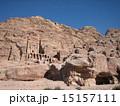 世界遺産ぺトラ遺跡 アーンの墓 15157111