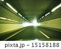高速道路 トンネル 道路の写真 15158188
