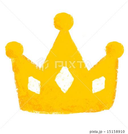 王冠のイラスト素材 15158910 Pixta