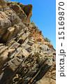 嘉陽層 地殻変動 地層の写真 15169870
