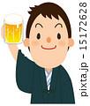 ビールジョッキ ベクター ビールのイラスト 15172628