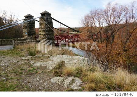 ニュージーランド南島 ミドルマーチの橋 15179446