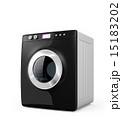 タッチパネル制御のスマート洗濯機 15183202