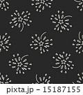 パターン 柄 模様のイラスト 15187155