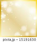 フレーム ゴールド 背景のイラスト 15191630