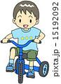 三輪車 男の子 15192092