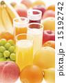 ジュースとフルーツ 15192742