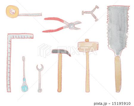 工具 日曜大工 diy 道具 大工道具 工具類 金槌 メジャー 巻尺 ペンチ