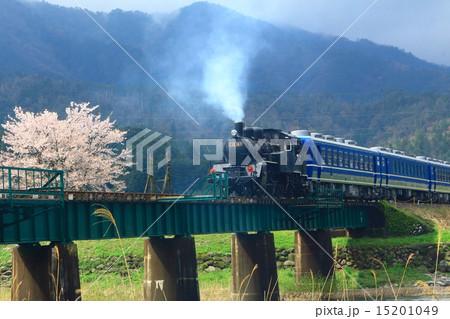 若桜鉄道SL・DL走行 15201049
