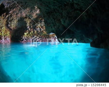 青の洞窟 15206445