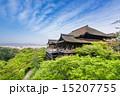 京都 清水寺 15207755