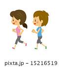 ジョギング【二頭身・シリーズ】 15216519