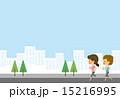 ジョギング 15216995