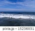 ケープメイ 白い雲 海の写真 15236031
