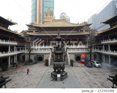 中国 上海市 静安区 静安寺(せいあんじ) 15240388