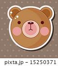 動物 アイコン イコンのイラスト 15250371