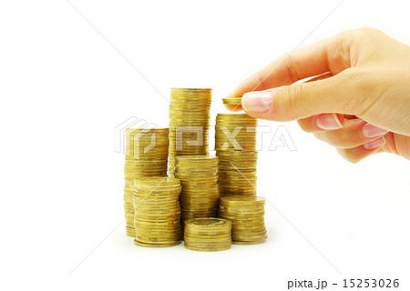 coinsの写真素材 [15253026] - PIXTA