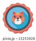 猫 ペット 愛玩動物のイラスト 15253926