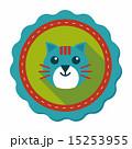 猫 ペット 愛玩動物のイラスト 15253955