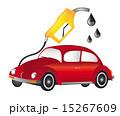 燃料 たきぎ ポンプのイラスト 15267609