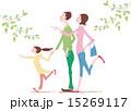 Shopping Family Green 15269117