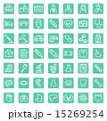 ベクター セット 医療のイラスト 15269254