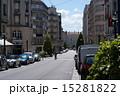 街並み フランス 道路の写真 15281822