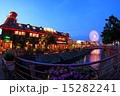 アメリカンビレッジ 夜景 沖縄の写真 15282241