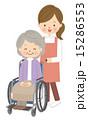 車椅子 15286553