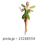 案内する 妖精 フェアリー 3DCGイラスト素材 15288559