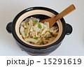 炊き込みご飯 筍ご飯 筍の写真 15291619