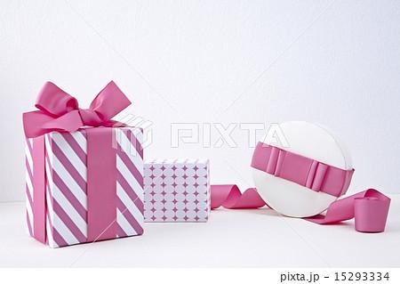 贈り物 プレゼントの写真素材 [15293334] - PIXTA