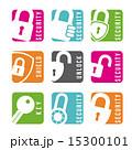 アイコン 安全 ベクタのイラスト 15300101