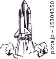 スペースシャトルの打ち上げ 15304350