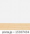 床 フローリング リビングのイラスト 15307434