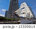 総帆展帆と満船飾の日本丸 15309814