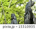 桶狭間の両雄(桶狭間古戦場公園) 15310935