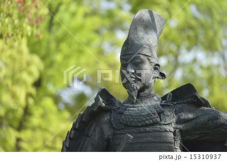 今川義元の像(桶狭間古戦場公園) 15310937