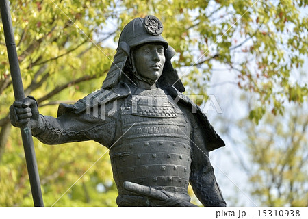 織田信長の像(桶狭間古戦場公園) 15310938