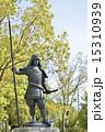 織田信長の像(桶狭間古戦場公園) 15310939