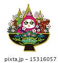 金沢イラスト 15316057