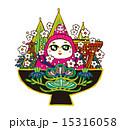 金沢イラスト 15316058